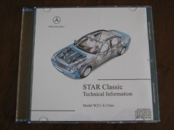 Mercedes Benz 211 E-class Technical information manual w 211