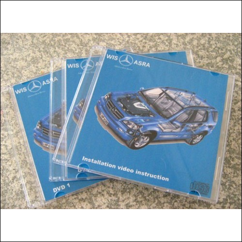 Mercedes Benz Workshop Manual for cars trucks bus smart 4X4 AMG