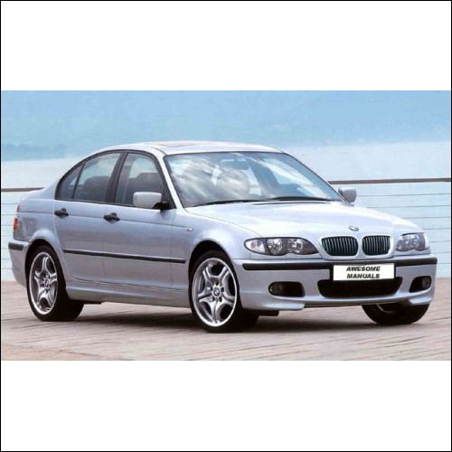 BMW Series 3 E30 E36 E46 E83 Workshop Manual 316 318 320 325 etc