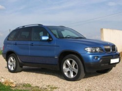 BMW X3 X5 petrol and diesel workshop manual