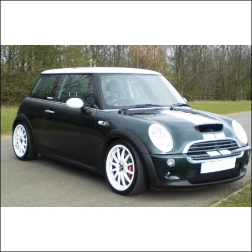 Mini cooper workshop manual Cooper Mini One S W10 W17