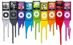 8GB 4th Generation MP4 Player(20pc/lot)